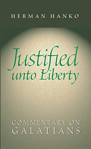 Justified unto Liberty (1936054043) by Herman Hanko