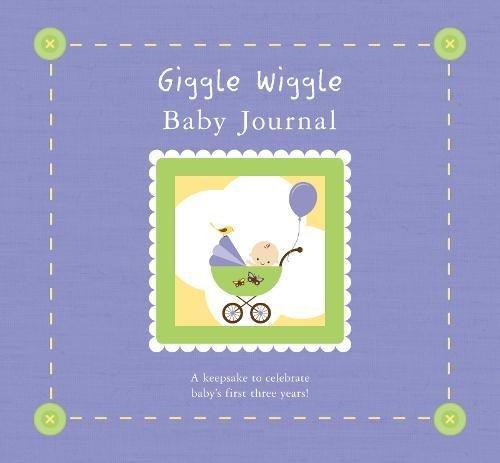 9781936061211: Giggle Wiggle Baby Journal & Keepsake