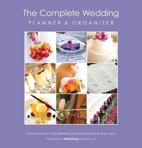 9781936061754: The Complete Wedding Planner & Organizer