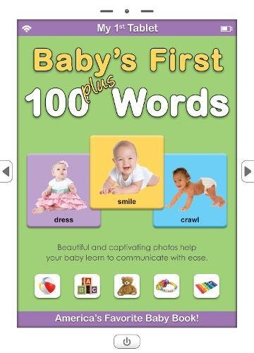 My 1st Tablet: Baby's First 100 Plus Words: Lluch, Alex A.