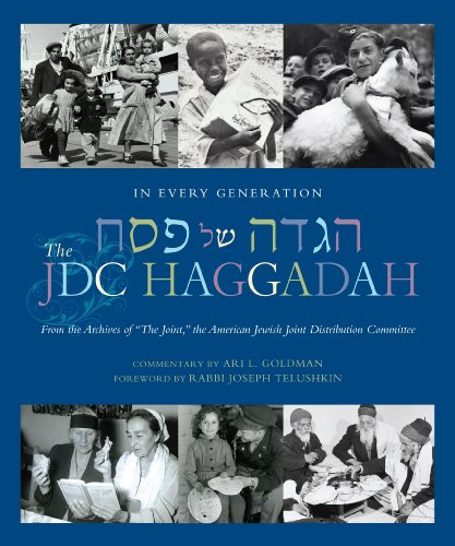 In Every Generation: The JDC Haggadah (1936068133) by Ari L. Goldman
