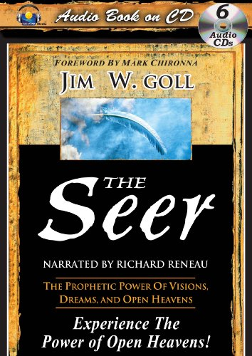 9781936081189: The Seer / Audio Book