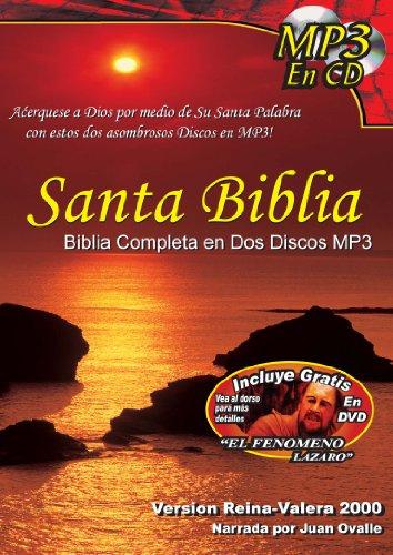 Santa Biblia / Completa en Dos Miscos MP3 PLUS DVD (Spanish Edition): Reina-Valera 2000