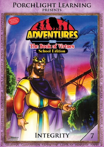 9781936086139: Adventures from the Book of Virtues Volume 7: Integrity (School Edition)