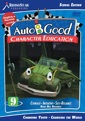 9781936086740: Auto-B-Good Volume 9: Courage, Initiative, Self-Reliance (School Edition)