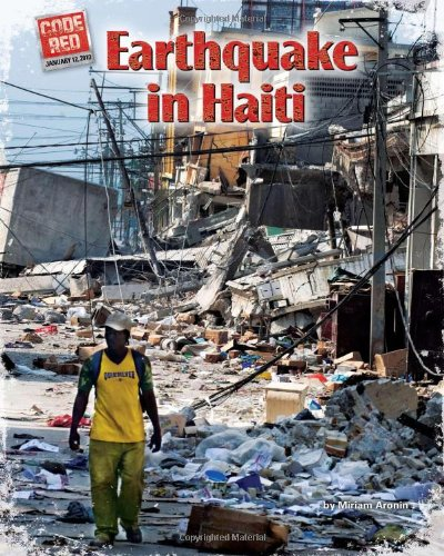 9781936088669: Earthquake in Haiti (Code Red (Bearport))
