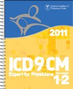 9781936095544: 2011 ICD-9-CM Expert for Physicians, Volumes 1 and 2