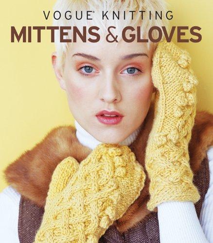 9781936096053: Vogue® Knitting Mittens & Gloves