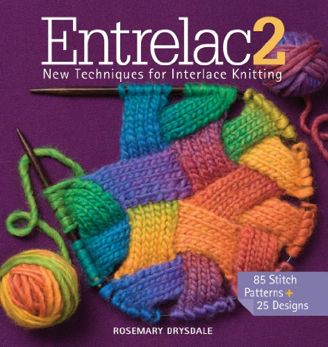9781936096633: Entrelac 2: New Techniques for Interlace Knitting