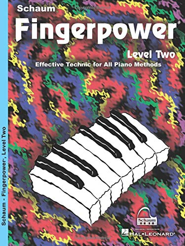 9781936098170: Fingerpower - Level 2: Effective Technic for All Piano Methods (Schaum Publications Fingerpower(R))