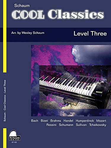 9781936098231: Cool Classics, Lev 3 (Schaum Publications Cool Classics)