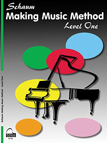 9781936098262: Making Music Method: Level 1 Elementary Level (Schaum Publications Making Music Method)