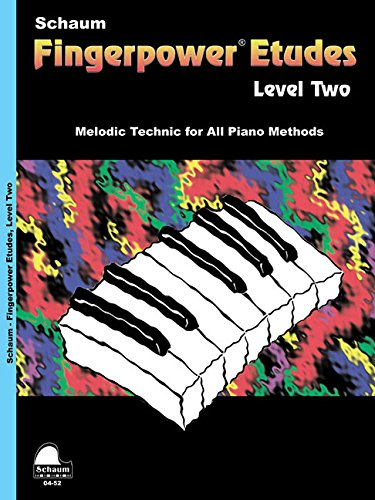 9781936098385: Fingerpower - Etudes Level 2 (Schaum Publications Fingerpower(R))