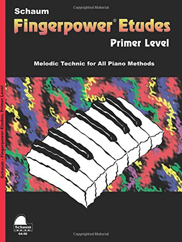 9781936098415: Fingerpower - Etudes Primer (Melodic Technic for All Piano Methods)