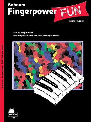 Fingerpower® Fun: Primer Level (Schaum Publications Fingerpower): Wesley Schaum
