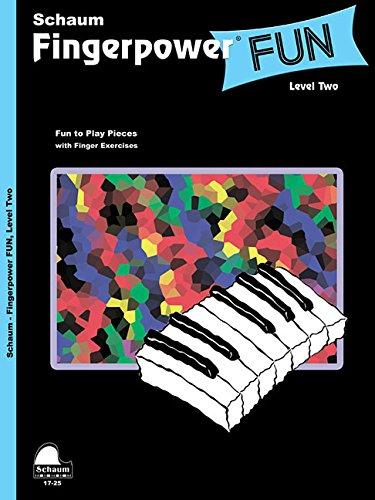 9781936098613: Fingerpower Fun: Level 2 Upper Elementary Level (Schaum Publications Fingerpower(R))