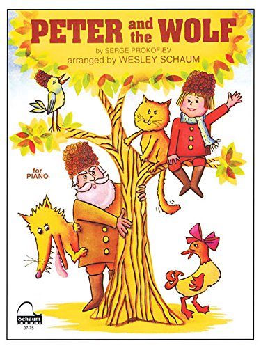 9781936098774: Peter and the Wolf (Schaum Publications)