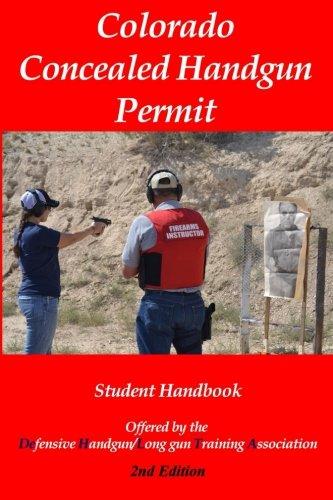 9781936099146: Colorado Concealed Handgun Permit - 2nd edition
