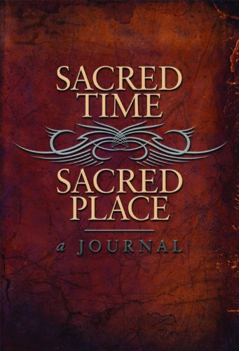 9781936101160: Sacred Time-Sacred Place. A Journal