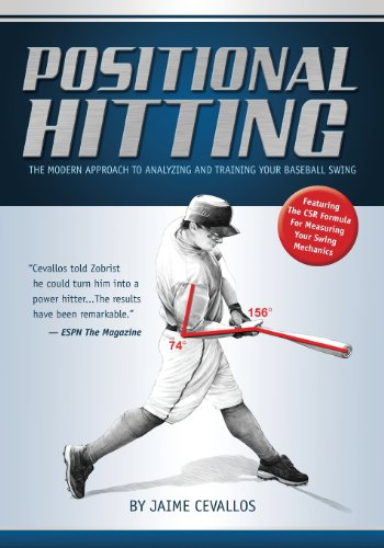 Positional Hitting: The Modern Approach to Analyzing and Training Your Baseball Swing: Cevallos, ...