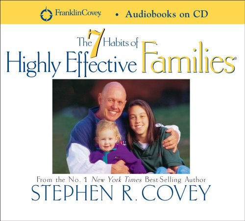 9781936111138: The 7 Habits of Highly Effective Families