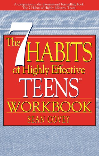 The 7 Habits of Highly Effective Teens Workbook (8-1/2 x 11): Sean Covey
