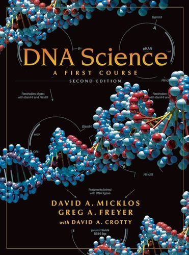 9781936113170: DNA Science: A First Course, Second Edition
