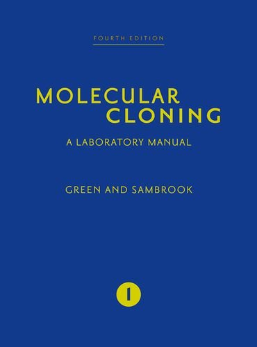9781936113415: Molecular Cloning: A Laboratory Manual (Fourth Edition): Three-volume set