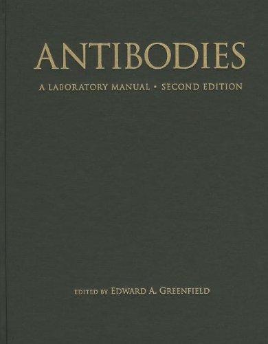 9781936113804: Antibodies A Laboratory Manual, Second edition