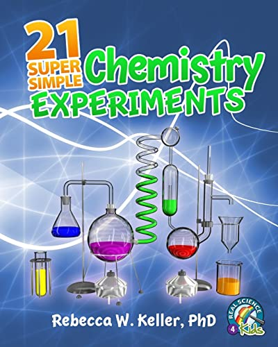 9781936114276: 21 Super Simple Chemistry Experiments