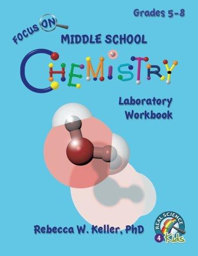 9781936114603: Focus On Middle School Chemistry Laboratory Workbook