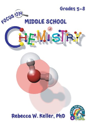 9781936114696: Focus on Middle School Chemistry Student Textbook (Hardcover)