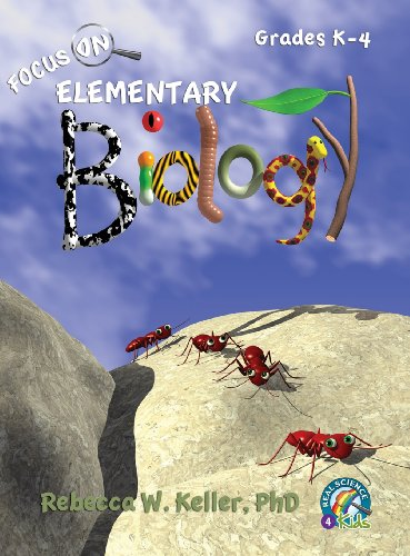 9781936114733: Focus on Elementary Biology Student Textbook (Hardcover)