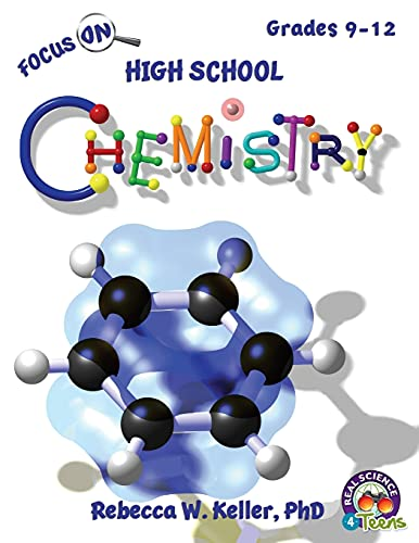 9781936114948: Focus On High School Chemistry Student Textbook (softcover)