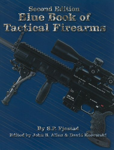 9781936120000: 2nd Edition Blue Book of Tactical Firearms
