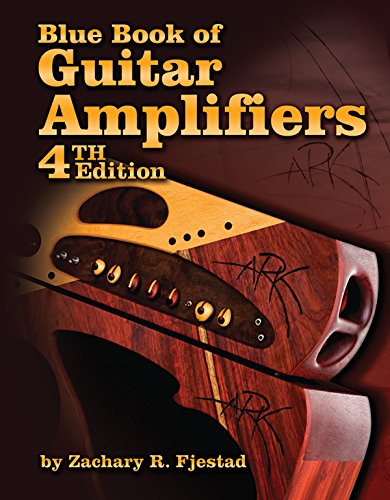 9781936120055: Blue Book of Guitar Amplifiers