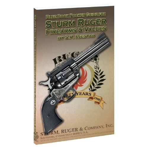 Blue Book Pocket Guide for Sturm Ruger Firearms & Values: S.P. Fjestad