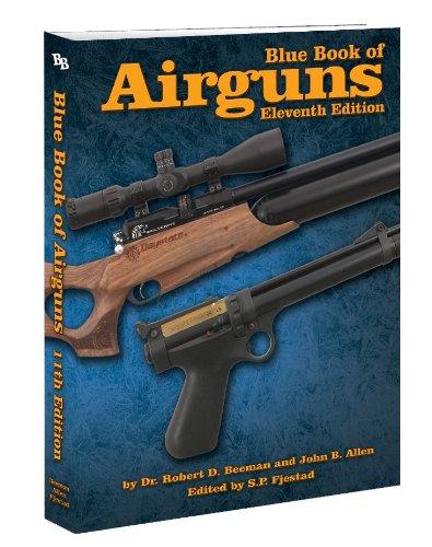 9781936120529: Blue Book of Airguns