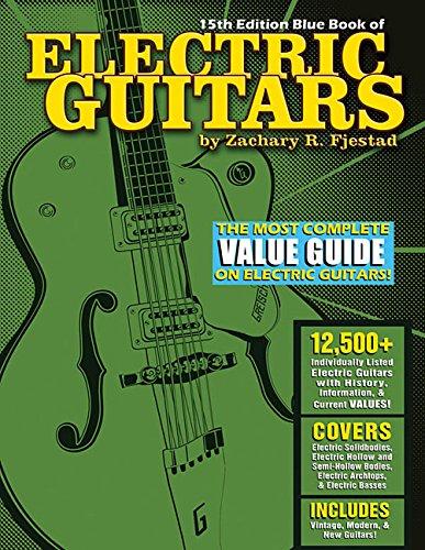 9781936120567: Blue Book of Electric Guitars