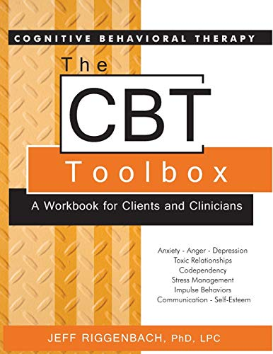 9781936128303: The CBT Toolbox: A Workbook for Clients and Clinicians