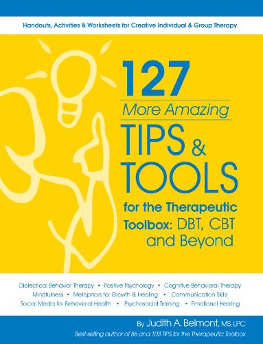 9781936128433: 127 More Amazing Tips and Tools for the Therapeutic Toolbox