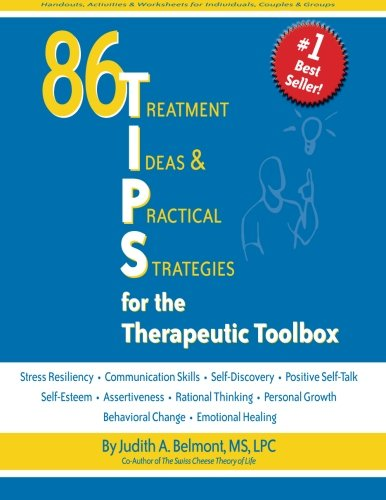 9781936128501: 86 TIPS for the Therapeutic Toolbox