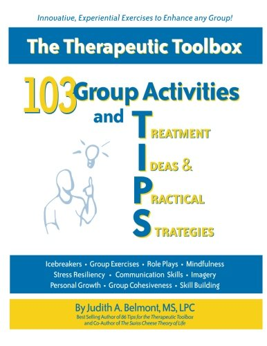 9781936128518: 103 Group Activities and Treatment Ideas & Practical Strategies
