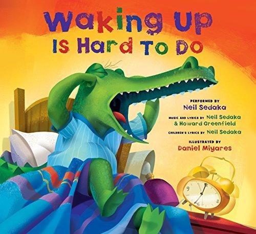 Waking Up is Hard To Do (Signed, CD): Sedaka, Neil