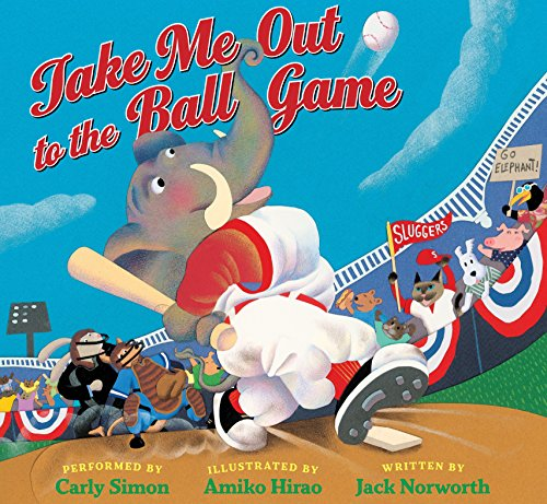 9781936140268: Take Me Out to the Ball Game