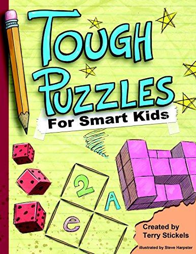 9781936140404: Tough Puzzles for Smart Kids