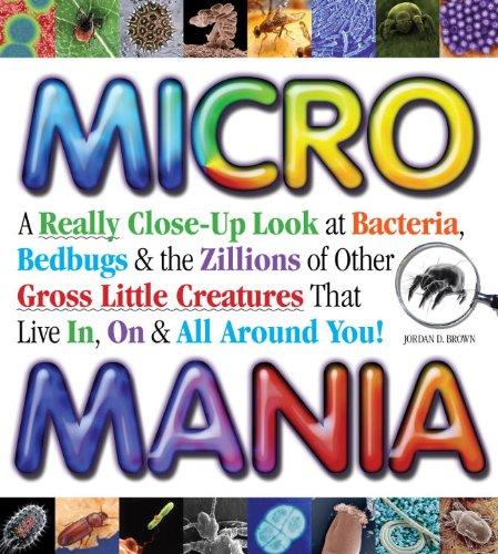 Micro Mania: Brown, Jordan D.