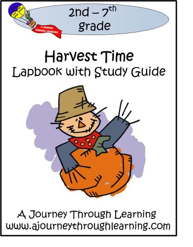 9781936146246: Harvest Time Lapbook with Study Guide