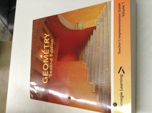 Geometry: Teacher's Implementation Guide, 2nd Edition (2: Jaclyn Snyder