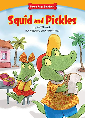 9781936163069: Squid and Pickles (Character Education: Respect) (Funny Bone Readers: Developing Character)